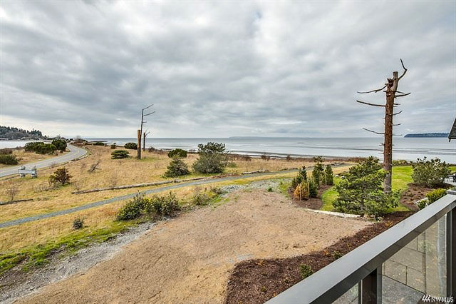 Semiahmoo Shore Waterfront Home for Sale