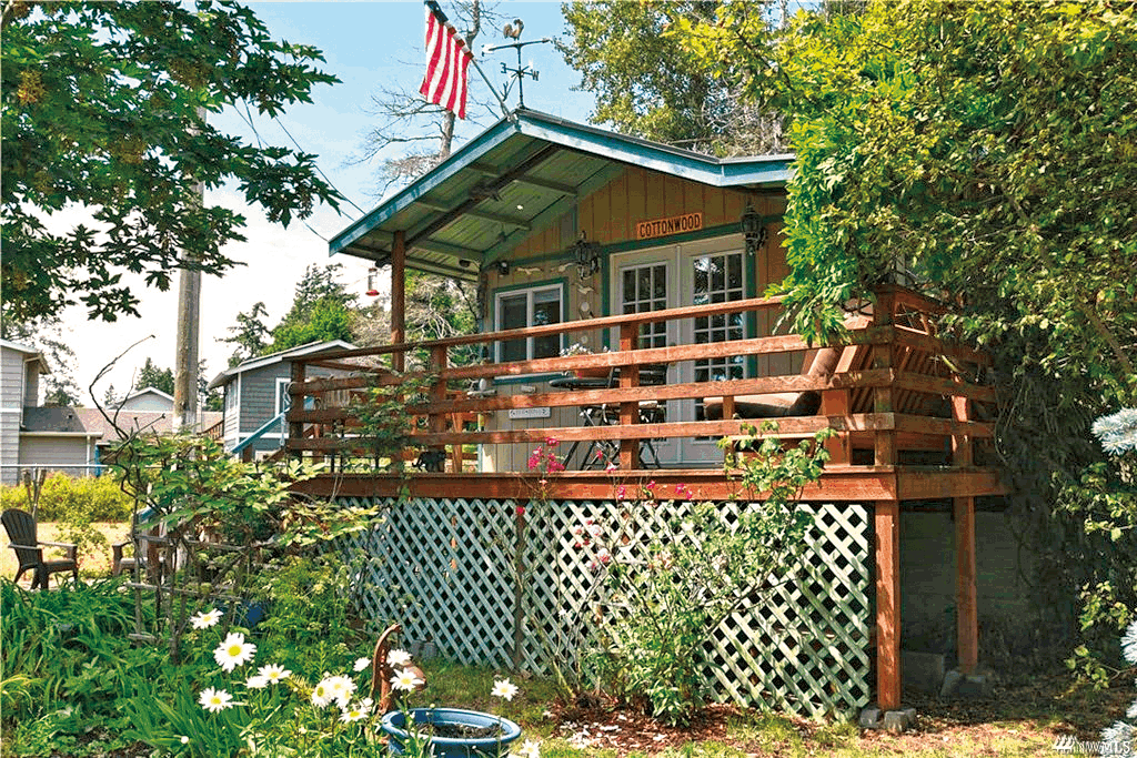 Birch Bay Cottage for Sale