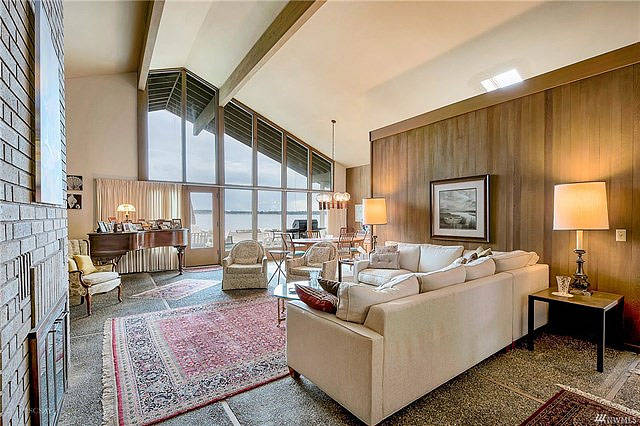 Birch Bay Beachfront Home for Sale