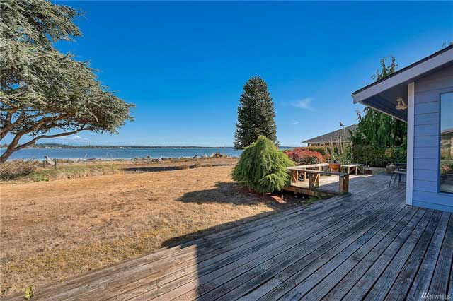 Birch Bay Village Waterfront Home for Sale