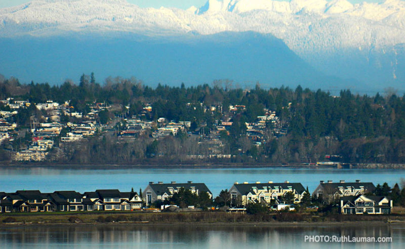 Semiahmoo Shores New Waterfront Gated Community