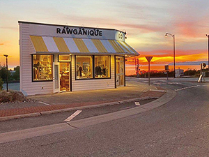Cafe Rawganique Blaine WA